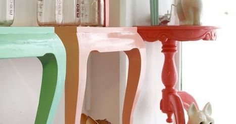 Repurposed Furniture | Upcycled Objects | Scoop.it