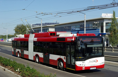Ballard signs fuel cell supply agreement with Solaris; initial order of 10 modules as range extenders for electric trolley buses   Alternative Powertrain News   Scoop.it