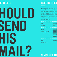 A Simple Approach to Reduce Email Overload for Everyone | Technology in life | Scoop.it
