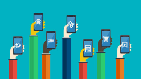The state of mobile in 2016: Mobile app strategies (webinar) | mlearn | Scoop.it