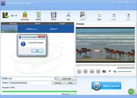 Best Mov Converter Software: How to Convert MOV to WMV | Mov Converter | Scoop.it