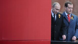 Loyalists Fill Ranks Of Putin's New Gov't | Comparative Government and Politics | Scoop.it