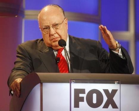 Fox News chief Ailes resigns after sexual harassment claims | Gender and Crime | Scoop.it
