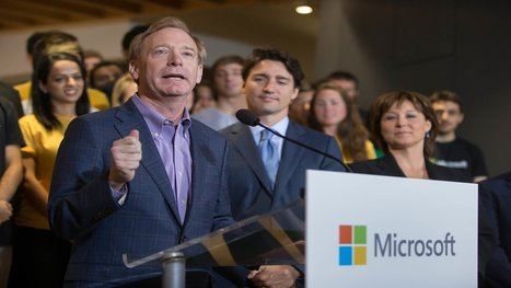 Microsoft Opens State Of The Art Development Center In Vancouver - Prime Inspiration | Mobile | Scoop.it