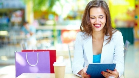 Fresh ways to better engage mobile shoppers - iMediaConnection.com | Cross-channel shopping | Scoop.it