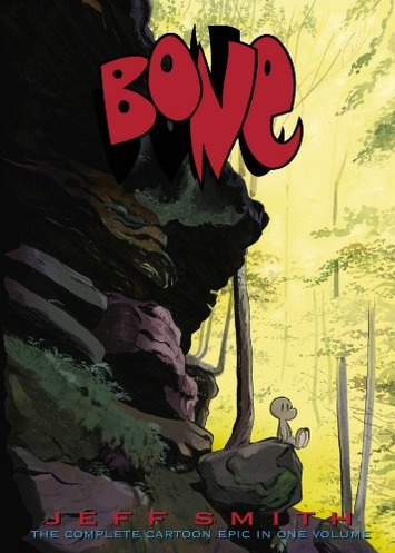 Bone: The Complete Cartoon Epic in One Volume « shoping witht me | Machinimania | Scoop.it
