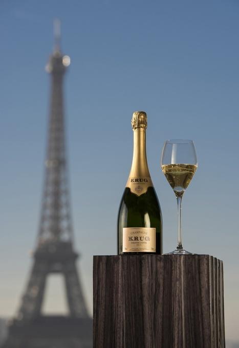 Krug en capitale, le champagne de l'excellence   tio   Scoop.it