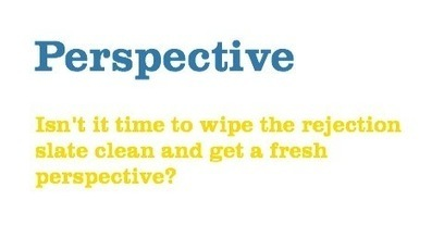 Perspective Takes The Sting Out Of Rejection: It's Broken, You're Not | Baggage Reclaim | Dating and Relationships advice | Scoop.it