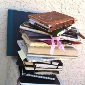 Paper Stacks: Origins of Raw Art Journaling | QuinnCreative | Journal For You! | Scoop.it