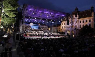 Poletna noč » Festival Ljubljana | Včeraj, danes, jutri | Scoop.it