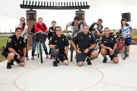 Sugar Land students participate in Bike to Work/School Day | The City of Sugar Land | Scoop.it
