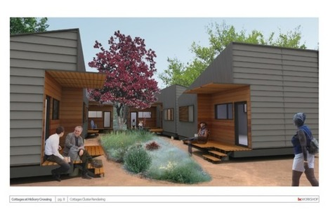Cottages For Homeless People In Dallas Will Save Taxpayers About $1.3 Million | Landlord tips and housing news | Scoop.it
