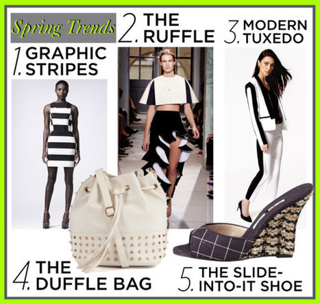 Spring Fashion Trends for 2013 | Best of the Los Angeles Fashion | Scoop.it