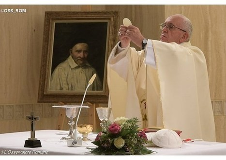 Ranná homília pápeža Františka: Ako reagovať na duchovnú neútechu | Správy Výveska | Scoop.it