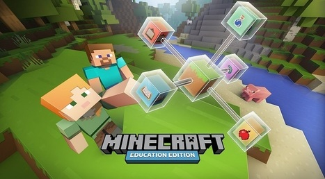 Announcing Minecraft: Education Edition | science education | Scoop.it
