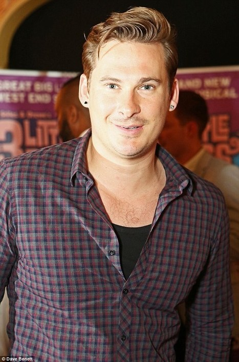 Blue's Lee Ryan 'could lose his voice without throat surgery to remove cyst' - Daily Mail | Singing & Voice | Scoop.it