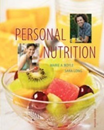 Test Bank For » Test Bank for Personal Nutrition, 7th Edition: Boyle Download   Health & Nutrition Test Bank   Scoop.it
