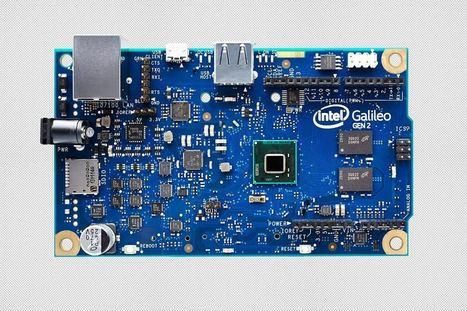Intel Announces 2nd Generation Galileo Development Board | Arduino, Netduino, Rasperry Pi! | Scoop.it