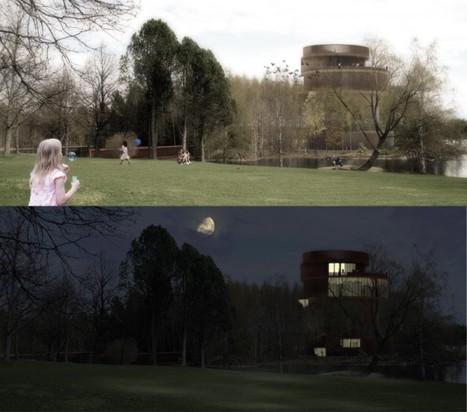 Joenniemi Manor Museum in Finland / studioBang - eVolo | Architecture Magazine | Finland | Scoop.it