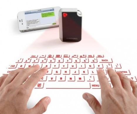 Latest Invention: CTX Develops World's Smallest Virtual Keyboard - Technology - InfoNIAC - Latest Inventions | Latest Computer Technology | Scoop.it