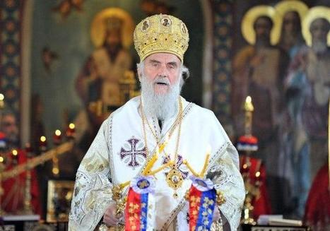 """Republican Riot » Patriarch Irinej Marking the Pogrom of Serbs (March 17-20): """"If some audacious power makes us lose Kosovo, we will always have an example of the Jewish people who waited for Jerus... 