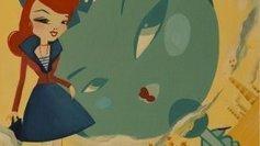 Mademoiselle Kat tout en haut et en plein Centre de l'affiche de ... - France 3 | mademoiselle kat | Scoop.it