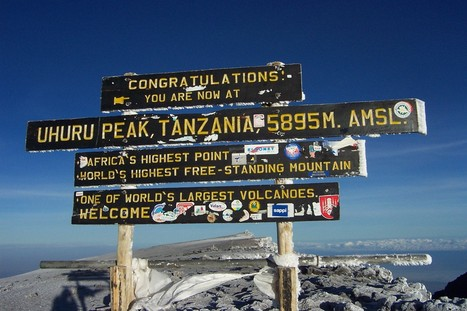 Mount Kilimanjaro National Park Tanzania - bookTRAVELS | A great geographer | Scoop.it