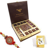 Rakhi Gifts for Siste | Rakhi with Chocolates | Scoop.it