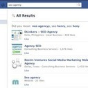 Facebook Is Doing Search. Should Google Be Concerned? | My SEO News | Scoop.it