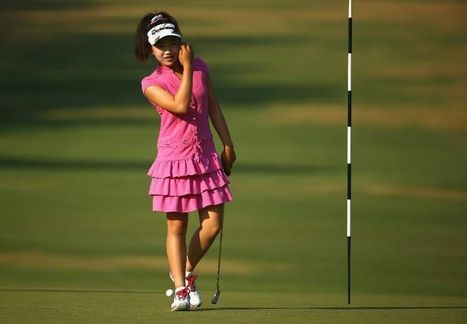 Golf: Lucy Li, 11 ans, va disputer l'US Open | Nouvelles du golf | Scoop.it