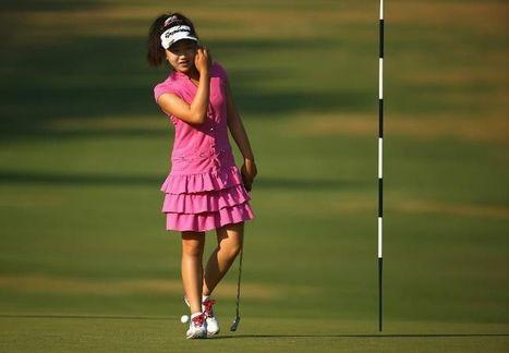Golf: Lucy Li, 11 ans, va disputer l'US Open | Nouvelles du golf | Scoop.it