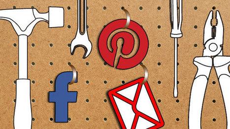 Top 5 hottest social media tools - iMedia Connection | Réseaux Sociaux - Les outils | Scoop.it