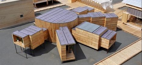 Soixante-dix ans après Le Corbusier, Airbnb invente le logement co-dividuel | Dans l'actu | Doc' ESTP | Scoop.it