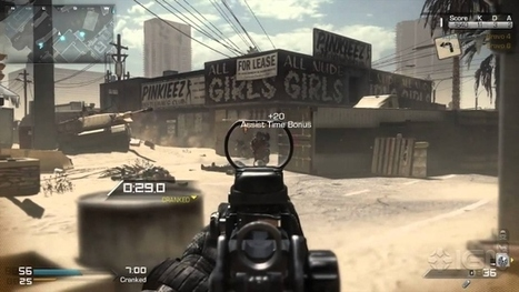 Call of Duty: Ghosts (PS3) Review - Not a Ghost of a Chance - PS3 Reviews - Entertainment Fuse | Battlefield 4 vs Call of Duty Ghosts? | Scoop.it
