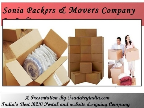 Packers movers in south Delhi, packers movers in vasant kunj | Tradekeyindia | Scoop.it