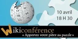 Wikiconférence le Mercredi 10 avril 2013 dès 18h30 à La Cantine Toulouse | La Cantine Toulouse | Scoop.it