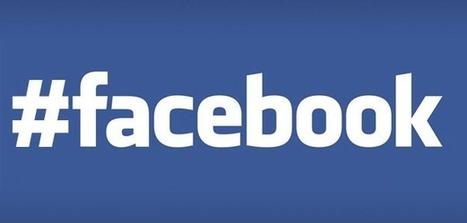 Facebook ferme l'accès aux données des hashtags depuis son API | Social Media Curation par Mon Habitat Web | Scoop.it
