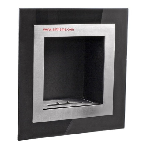 Fireplace Designs | Antflame Bio Ethanol Fireplace-Bacasız Şömine | Scoop.it