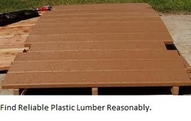 Find Reliable & Cost-effective Recycled plastic lumber for various Products | Recycled Plastic Lumber | Scoop.it