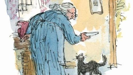 Beatrix Potter story Kitty-in-Boots discovered after 100 years | Bibliobibuli | Scoop.it