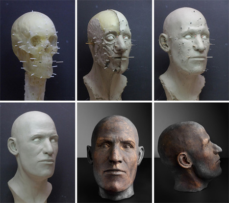 Artist 3D prints his own skeleton | 3D Printing and Fabbing | Scoop.it