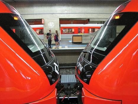 Brasil   CPTM 100% da Linha 8-Diamante com frota de trens novos   Rail and Metro News   Scoop.it