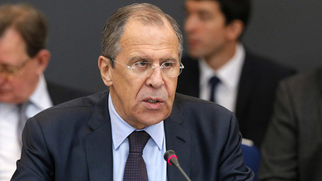 Lavrov: Kerry's 'prosecutorial' RT assault unacceptable | Saif al Islam | Scoop.it