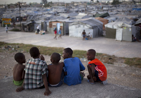 LOOK: Haiti 3 Years Later: Where Has The Money Gone? | unit 4 geog | Scoop.it