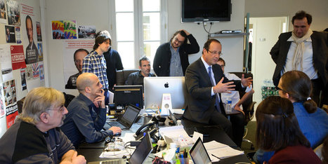 Ils seront les yeux et les mains de François Hollande sur le web | BRUT D'ACTU | Scoop.it
