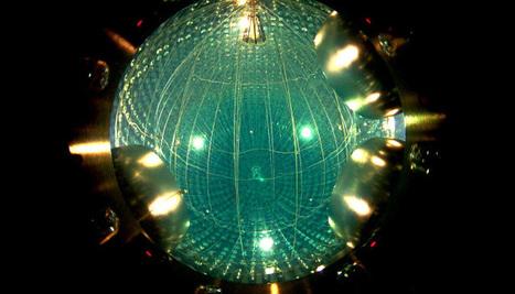 Neutrinos : le Soleil à cœur ouvert   Echos de sciences   Scoop.it