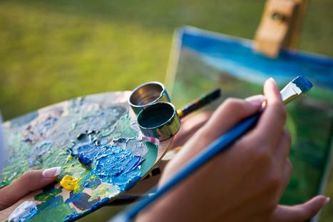 Paint, Write, Sing: How the Arts Help Heal Patients - US News | Healing Arts | Scoop.it