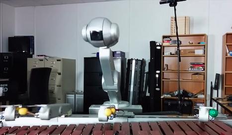 Robot e Musica Jazz | Fabrizio Pucci - Jazz in Italia | Scoop.it