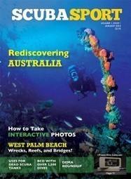 New magazine, SCUBA SPORT, launched | SCUBA Marketing | Scoop.it