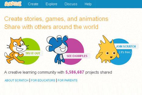 Scratch: un entorno para que los chicos aprendan a programar ... - lanacion.com (Argentina) | Docente Innovador | Scoop.it